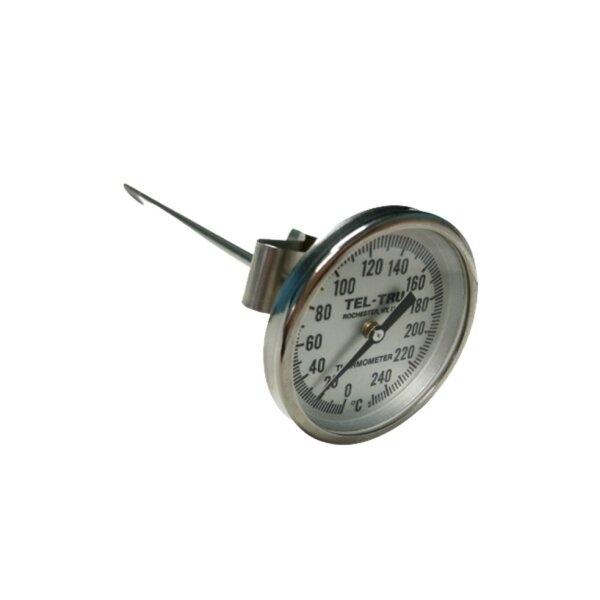 Tel-Tru Bimetal Thermometer รุ่น GT100R 1610-08-79