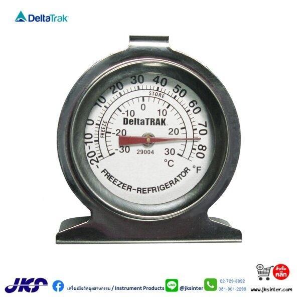 DeltaTrak รุ่น 29004 Freezer-Refrigerator Thermometer