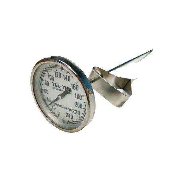 Tel-Tru Bimetal Thermometer รุ่น LT225R 2310-12-79