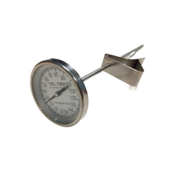 Tel-Tru Bimetal Thermometer รุ่น GT100R 1610-08-77