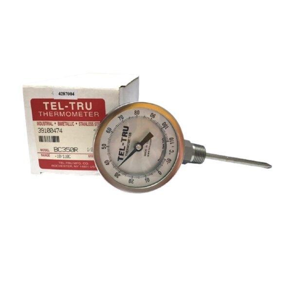 Tel-Tru Bimetal Thermometer รุ่น BC350R 3910-04-74
