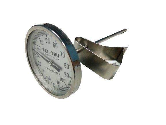 Tel-Tru Bimetal Thermometer รุ่น LT225R 2310-05-74