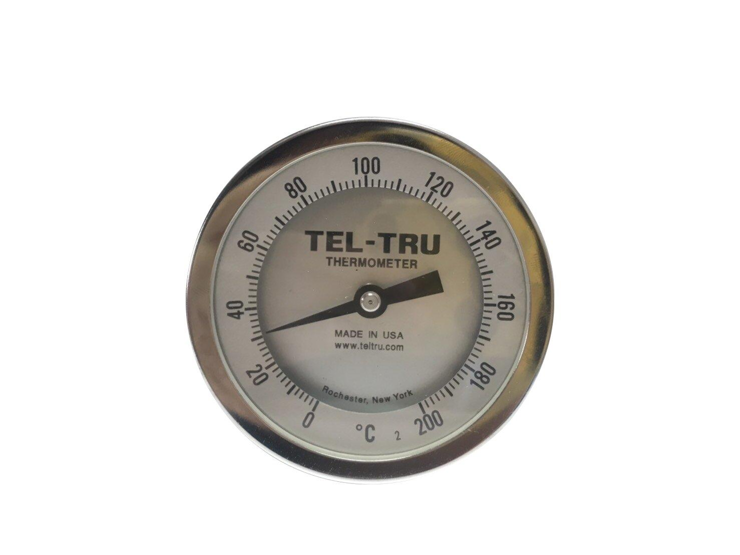 Tel-Tru Bimetal Thermometer รุ่น GT300R 3410-06-78