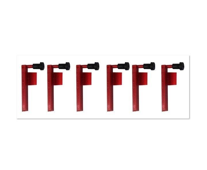 Graphic Controls Fiber Tip Pen Red #82-39-0302-06 รุ่น 155S175-5