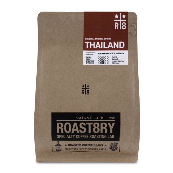 Thailand : Chiang Mai (medium roasted)