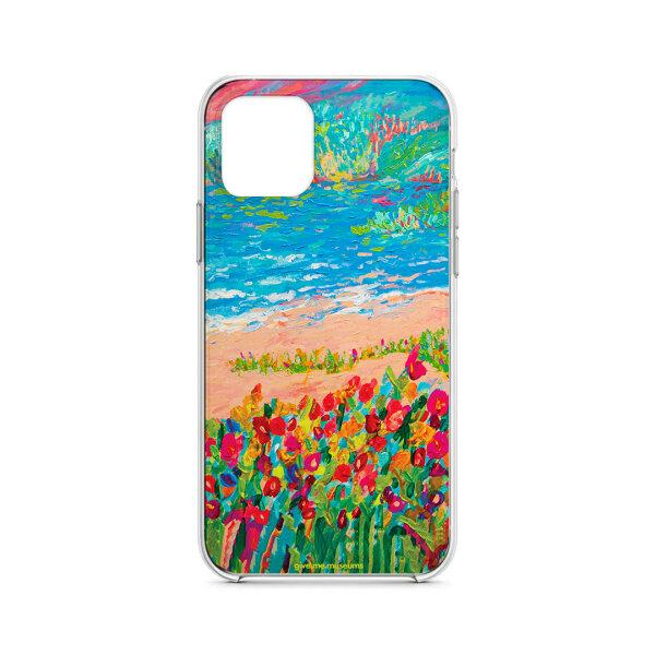 case - dancing flowers ( i12/pro/max )