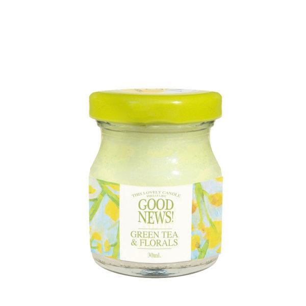 candle(soy wax) - good news! 40ml.