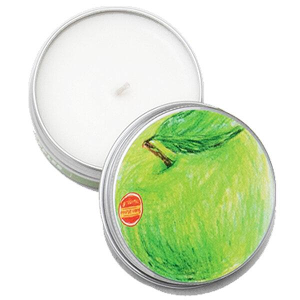 candle(soy wax) - Green apple 60ml