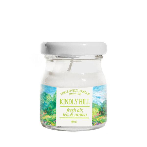 candle(soy wax) - kindness 40ml.