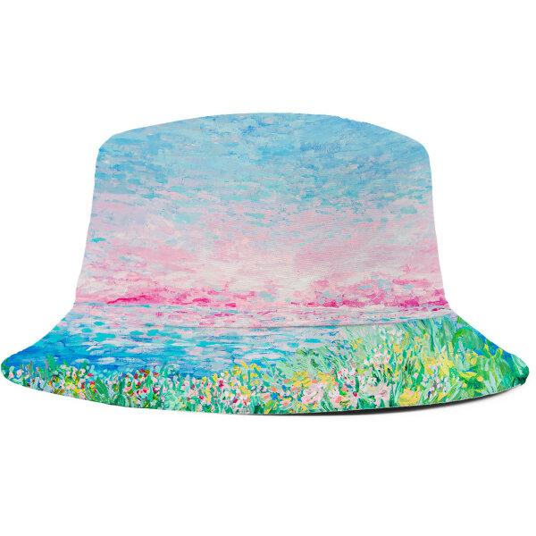bucket hat - after sunset