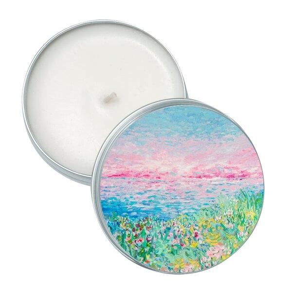 candle (soy wax) - after sunset