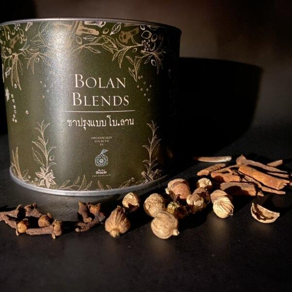 Bolan Blend Tea / ชาโบลาน