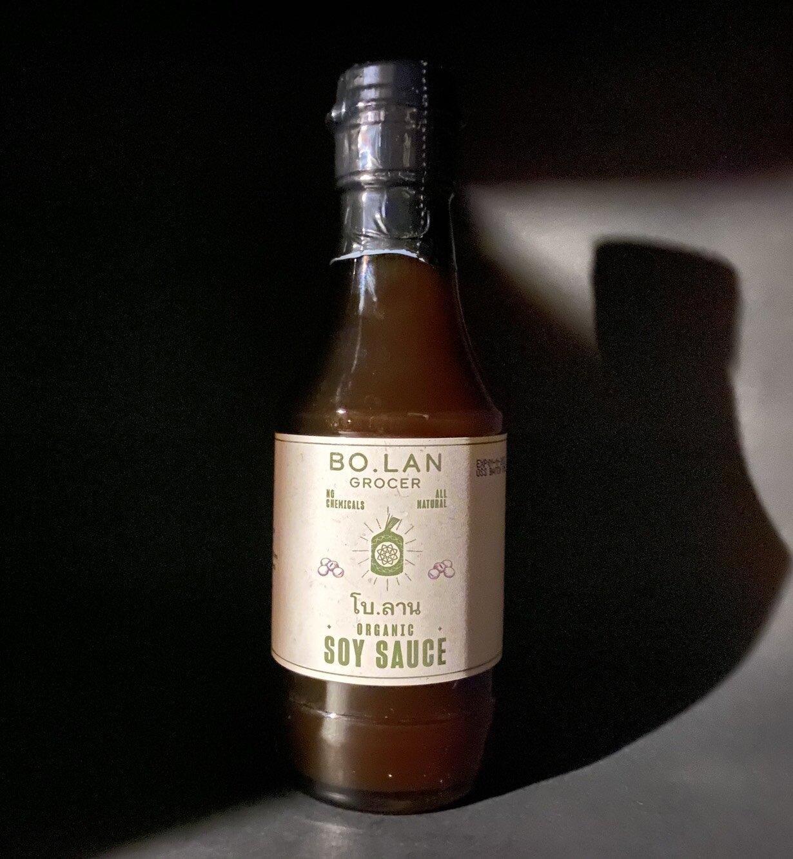 Organic Soy Sauce / ซีอิ๊วถั่วเหลืองอินทรีย์