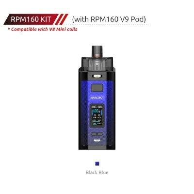 SMOK RPM160 With V9 Pod Kit 7.5ml