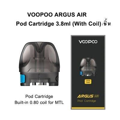 VOOPOO Argus Air Pod Cartridge 3.8ml (With Coil)