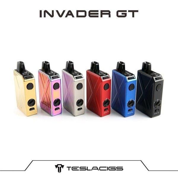 Teslacigs Invader GT 50W บุหรี่ไฟฟ้า/พอต