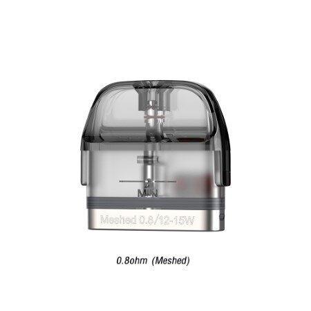 SMOK ACRO 0.8ohm (Meshed) Cartridge 3ชิ้น/กล่อง