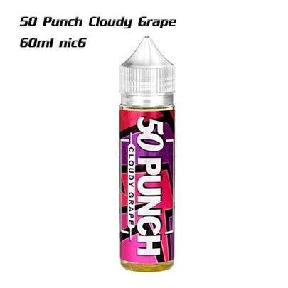 50 Punch 60ml nic6
