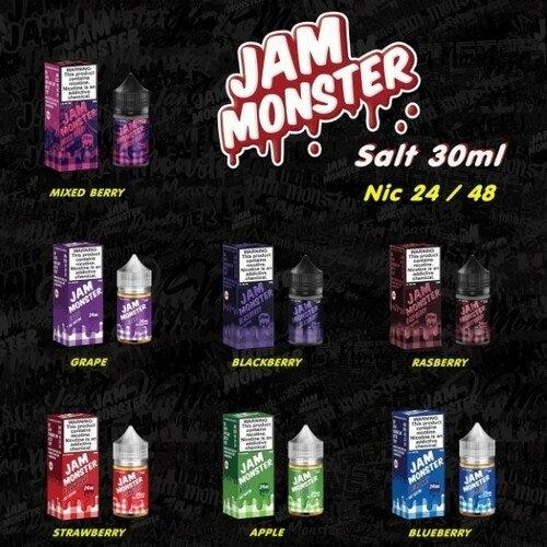 Jam Monster Salt 30ml