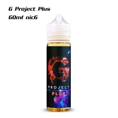 G Project Fruit Faotory 60ml nic6 เย็น