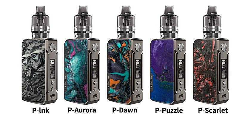 VOOPOO DRAG 2 Platinum 177W Box Kit Refresh Edition