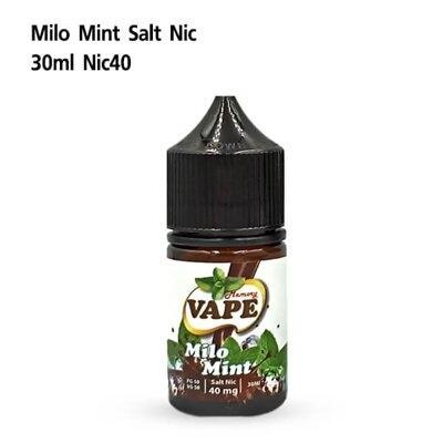 Milo Mint Salt 30ml