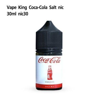 COCA COLA Salt nic 30ml vapking