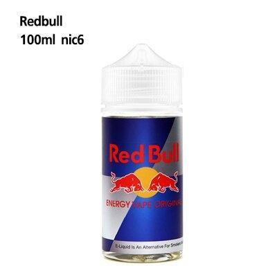 Redbull 100 ml nic6