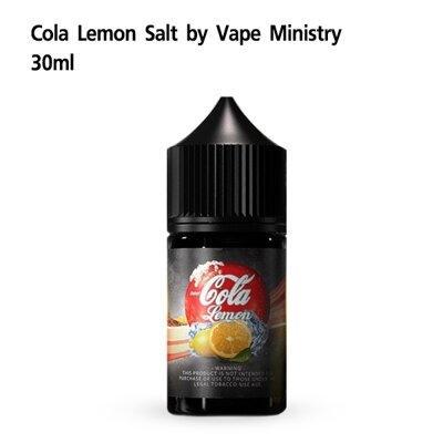 Cola Lemon Salt 30ml by Vape ministry