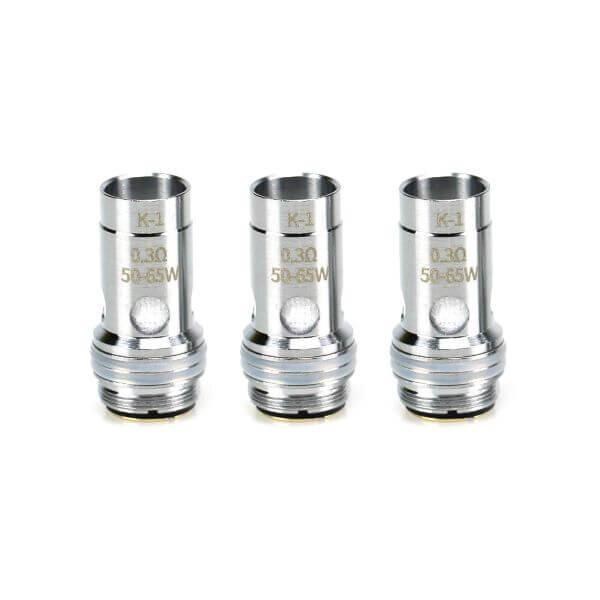 Knight 80 Single mesh coil 0.3 ohm