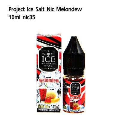Project Ice Salt Nic 10ml 35mg