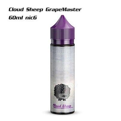 Cloud Sheep GrapeMaster (ม่วง) 60ml
