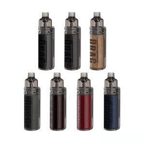 VOOPOO Drag X 80W Box Kit บุหรี่ไฟฟ้า/พอต
