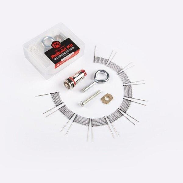 F Coil Master ReBuild Kit for RGC 0.17 ohm