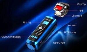 F Smok RPM2 Pod Kit [แท้] [บุหรี่ไฟฟ้าพอด]