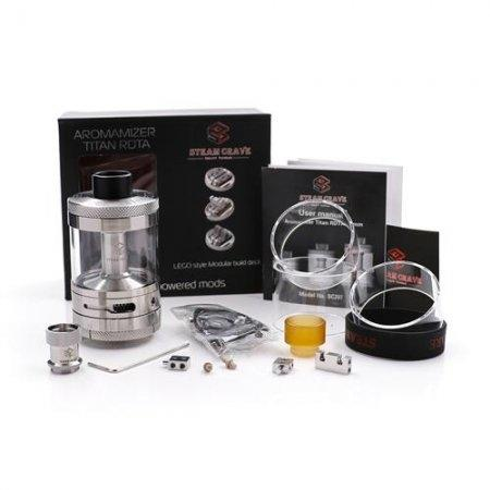 Steamcrave - Aromamizer Titan RDTA [แท้]