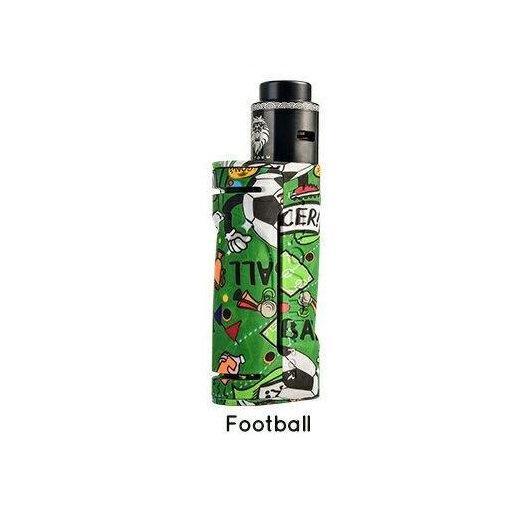 F บุหรี่ไฟฟ้า Vaporstorm Eco RDA 90w Kit [แท้]