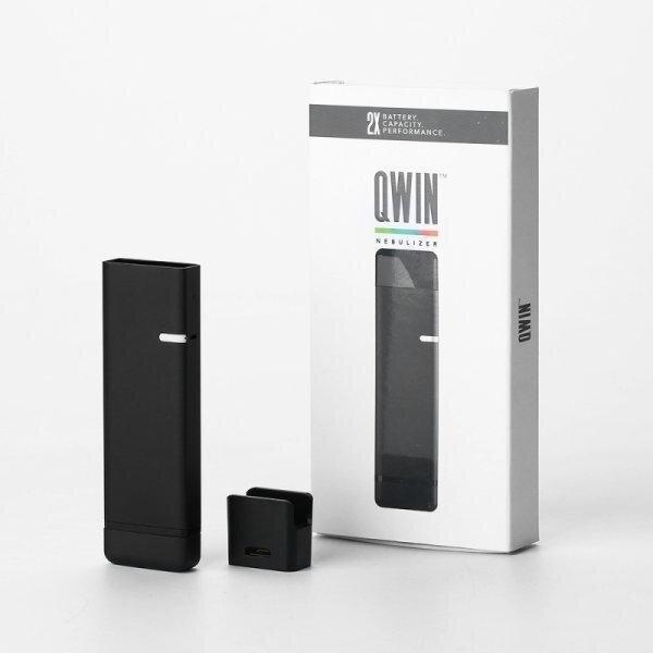 V [บุหรี่ไฟฟ้าพอด POD] QWIN Device (ตลับน้ำยาซื้อแยก)