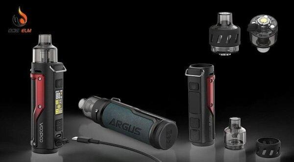 F Voopoo Argus X 80w mod pod kit [แท้][บุหรี่ไฟฟ้าพอด]
