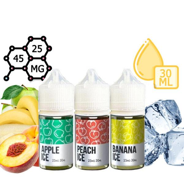 [น้ำยาพอด Pod] Saucy Sweet Ice Saltnic 30ml
