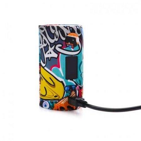 F กล่องบุหรี่ไฟฟ้า Vapor Storm Puma Box Mod 200w [แท้] [ใช้ถ่าน 2ก้อน ซื้อแยก]