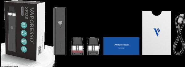 F Vaporesso XROS Pod Kit 800mAh [แท้][บุหรี่ไฟฟ้าพอด]