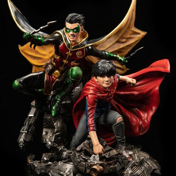 Super sons rebirth