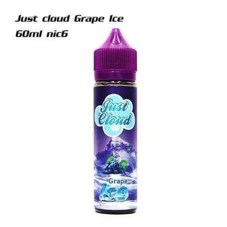 น้ำยา Just Cloud Grape Ice 60ML