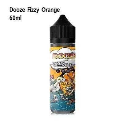 น้ำยา ฟรีเบส Dooze Fizzy Orange