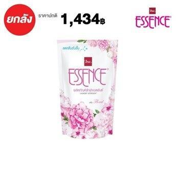 ผลิตภัณฑ์ซักผ้าเอสเซ้นซ์ กลิ่นฟลอรัล 400 ml.ถุง (1 หีบ บรรจุ 24 ชิ้น)