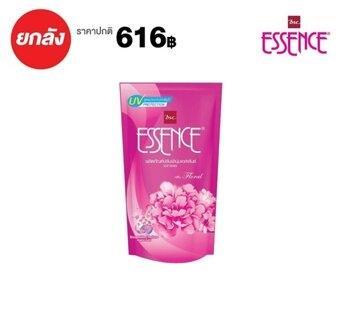 ผลิตภัณฑ์ปรับผ้านุ่มเอสเซ้นซ์ กลิ่นเมจิคอล เซนท์ (ชมพู) 600 ml.ถุง (1 หีบ บรรจุ 24 ชิ้น )