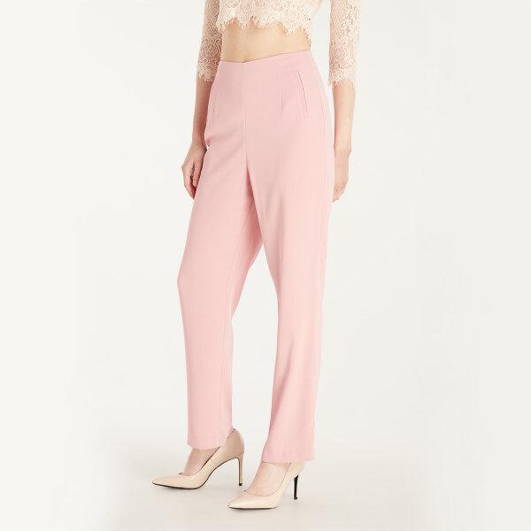Morgan Boutique กางเกงขายาว สีชมพู รุ่น E21-P.PASCALE