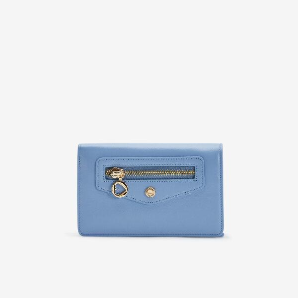 MORGAN กระเป๋าสตางค์ กึ่งพับ-ซิป รุ่นSYRUS 02