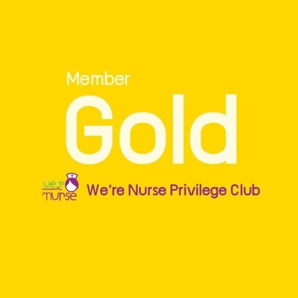 We2 - Member Gold